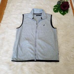 👻Nautica | Fleece Vest